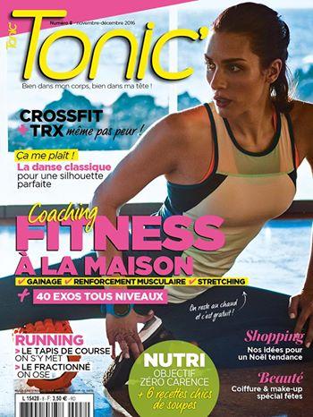 Tonic Magazine -