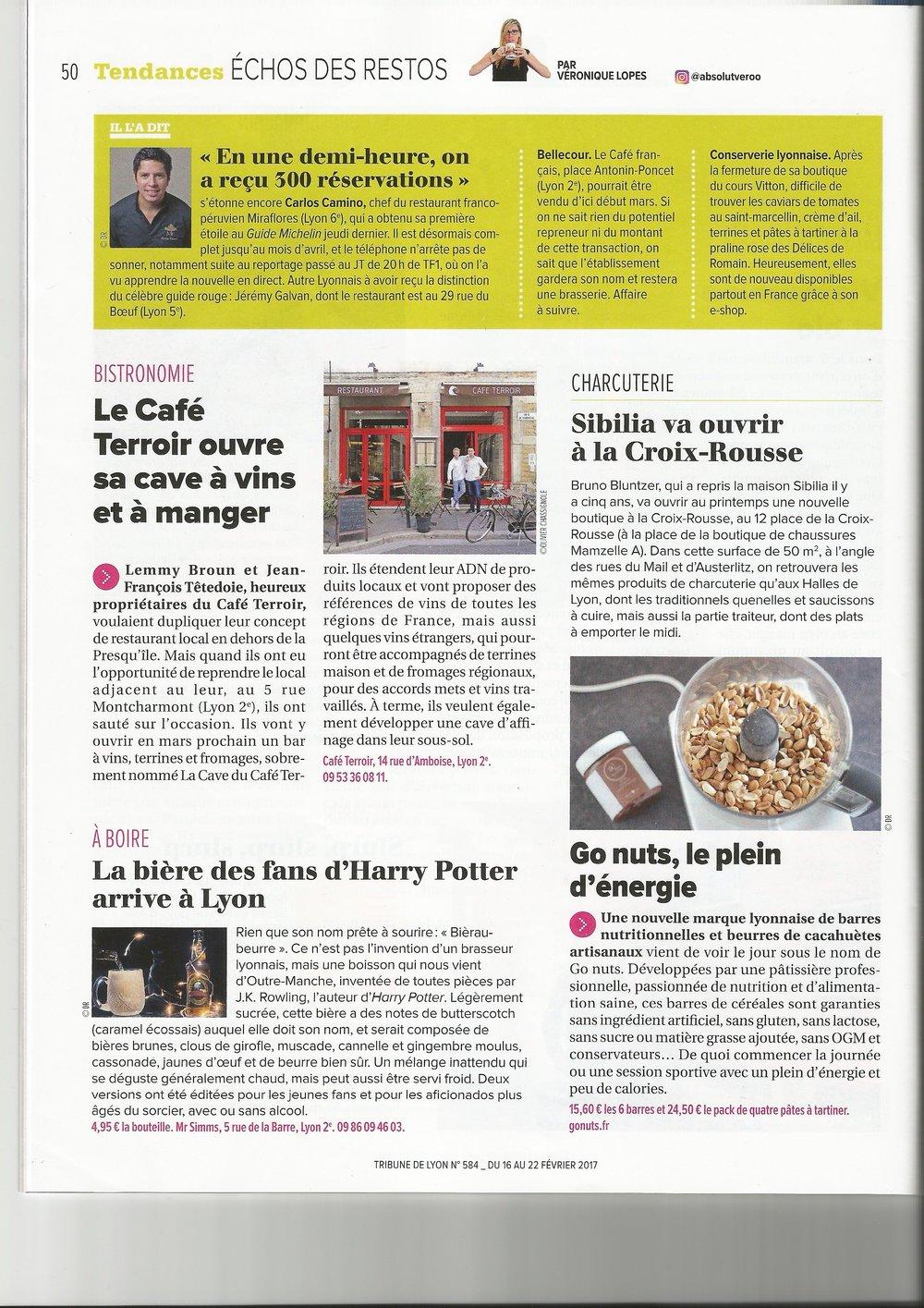Tribune de Lyon -