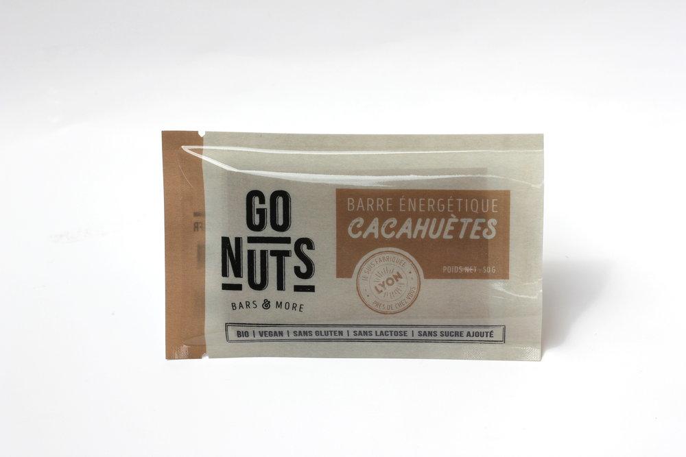 barre cacahuètes -