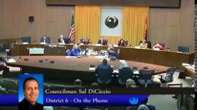 Click here for the video ex-script of Councilman DiCiccio's remarks on the Wright House during City Council Meeting.