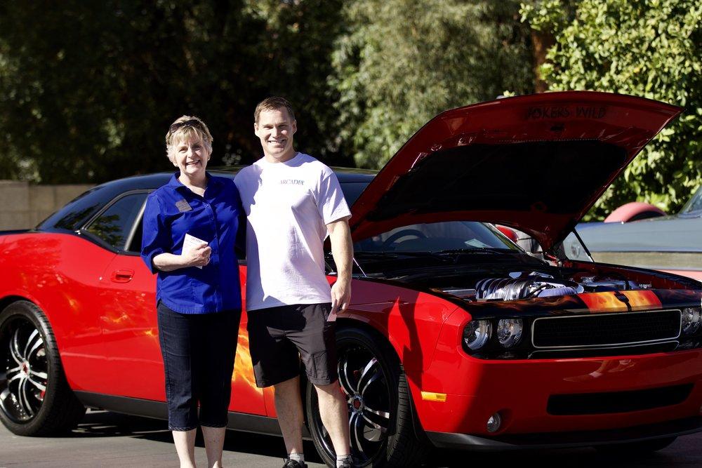 AZ State Senator Kate Brophy McGee and ACMNA V.P. Tristahn Schaub