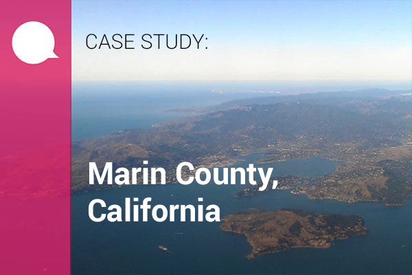 LiveStories: Case Study, Marin County