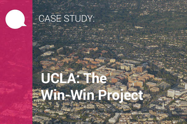 LiveStories Case Study: UCLA Win-Win Project