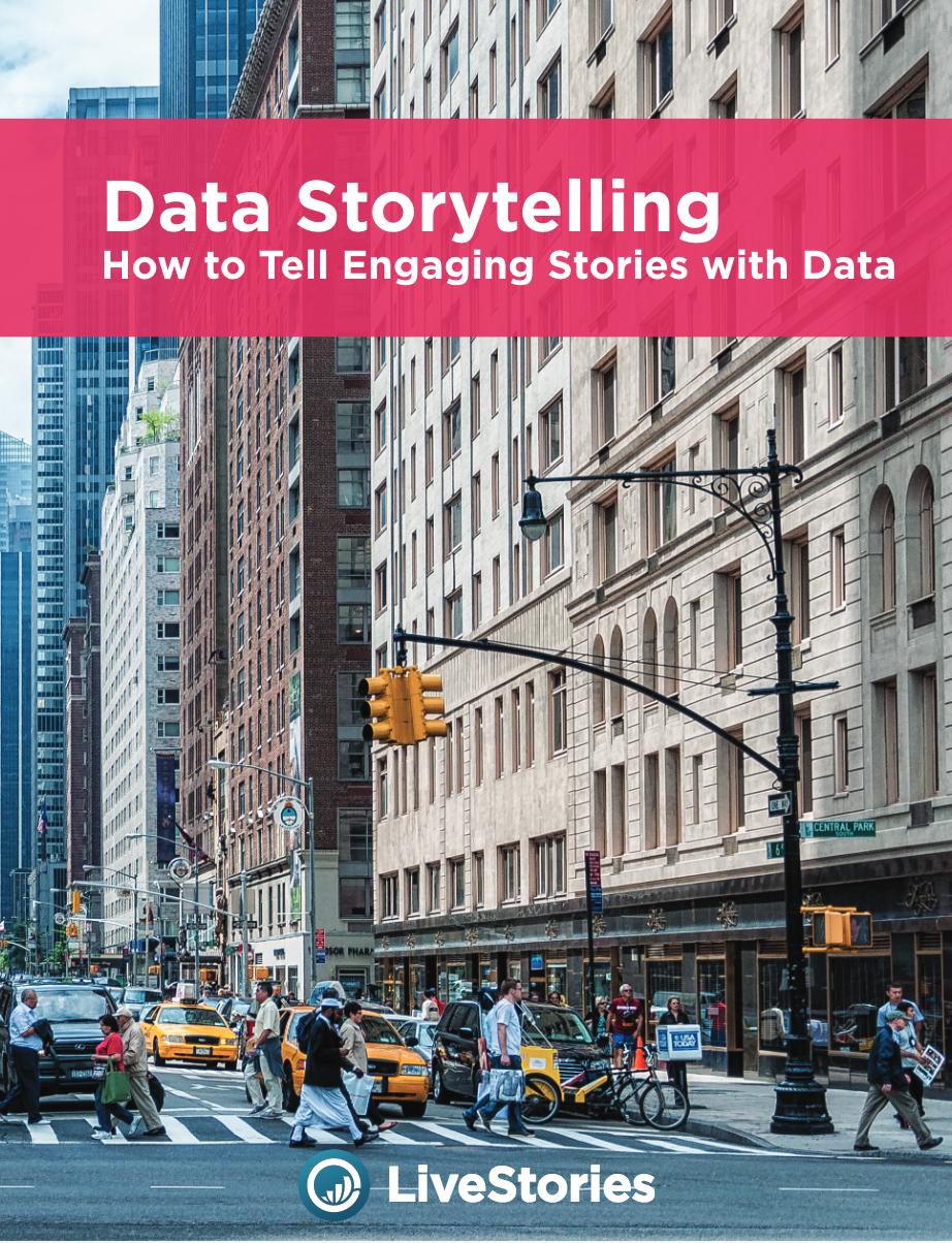 LiveStories - Data Storytelling E-Book