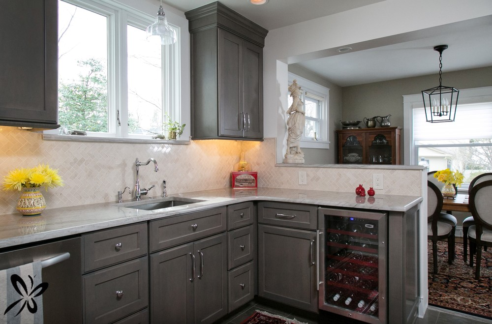 KITCHEN REMODEL CHESTNUT HILL PHILADELPHIA