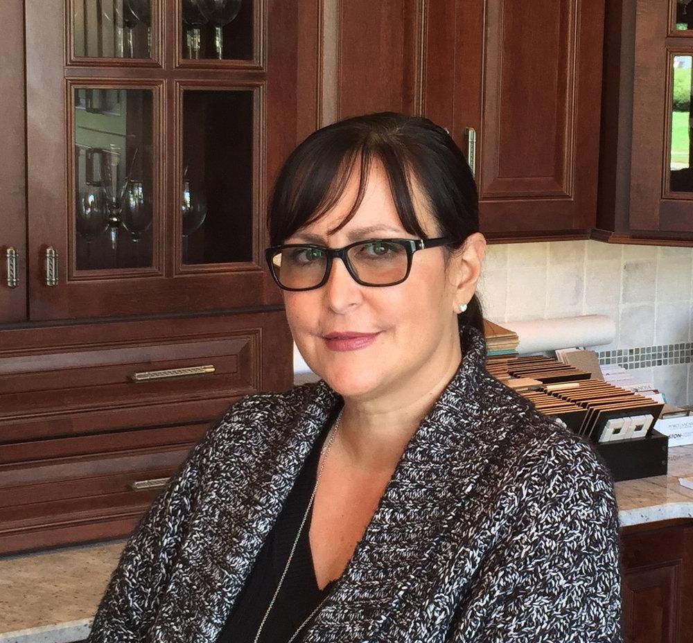 Donna Ferrarini - Interior Designer & Co-Founder & Showroom Manager donna@ferrariniremodeling.com