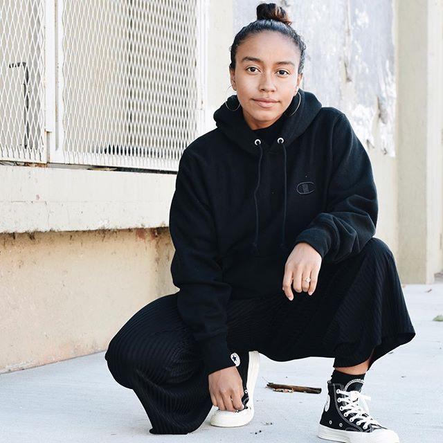 ✨✨Feature with Evelynn Escobar-Thomas @evemeeteswest, Streetwear Lifestyle Blogger @hikeclerb Bonus Question✨✨ . . . How Do You Show Up for Yourself? I show up for myself by using myself to my fullest potential. Whether it's creating for my blog, organizing women to come together to hike, or writing as a contributor to different editorial sites I try to use all the skills and talents I've accumulated to live my best life.