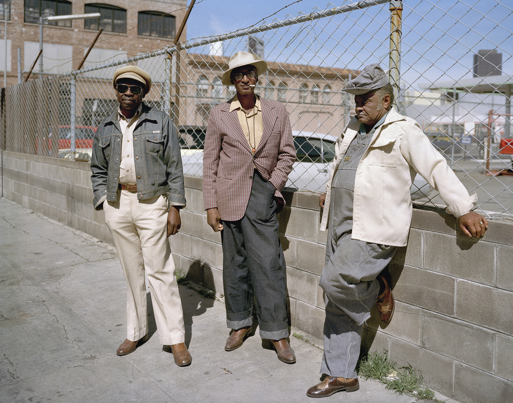 Longtime neighbors, Langton at Folsom Street, 1981 Archival Pigment Print, 2016 16 x 20 inches, edition of 5 20 x 24 inches, edition of 2 30 x 40 inches, edition of 2