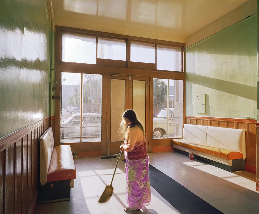 Shantiben Dahyabhai Patel, Park Hotel, 1040 Folsom Street, 1980 Archival Pigment Print, 2016 16 x 20 inches, edition of 5 20 x 24 inches, edition of 2 30 x 40 inches, edition of 2