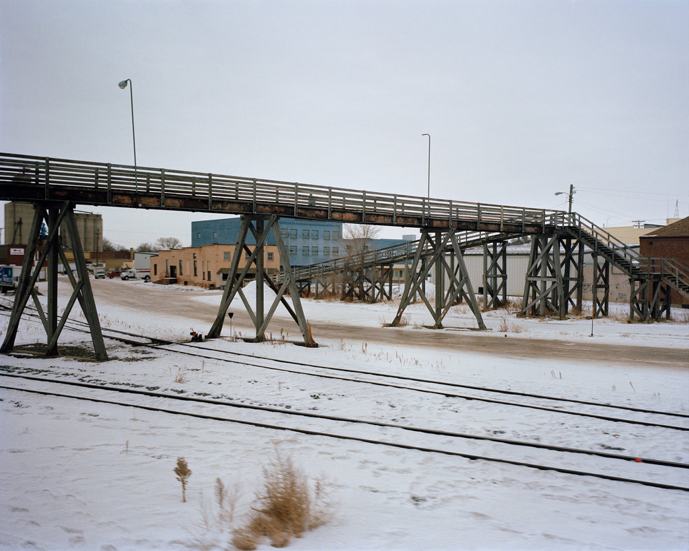 McNAIR EVANS  Empire Builder 15003,  2012 Archival Pigment Print Available sizes 40 x 50 inches, ed. 3 + 1AP 32 x 40 inches, ed. 5 + 1AP 20 x 25 inches, ed. 5 + 1AP