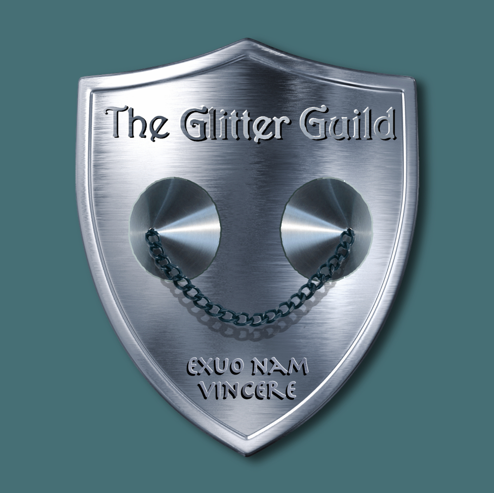 Created by Paris Green and co-produced and hosted by MsPixy, The Glitter Guild is a troupe of wandering cosplayers grown too hot for their armor.  Catch them annually at GenCon in Indianapolis, or follow them on Facebook to hear about Chicago-local appearances!