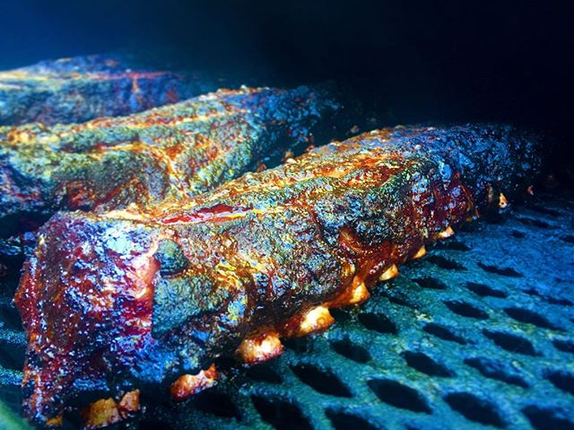 Bae-bee backs #eeeeeats #bbq #bbqporn #bbqpork  #barbecue #meatporn #foodgasm #foodpics #webarbecue  #nyc #ny #newyork #newyorkbbq #picoftheday #instapic #bbqpork #barbecue #cue #delicious #slowandlow #meat #deliciousmeat #food #foodpics #amazingfood #meat #meatpics #meatgasm #hungry #yum #delicious  #meaty #newyorkbarbecue #newyorkbbq #nybbq #fgbbq