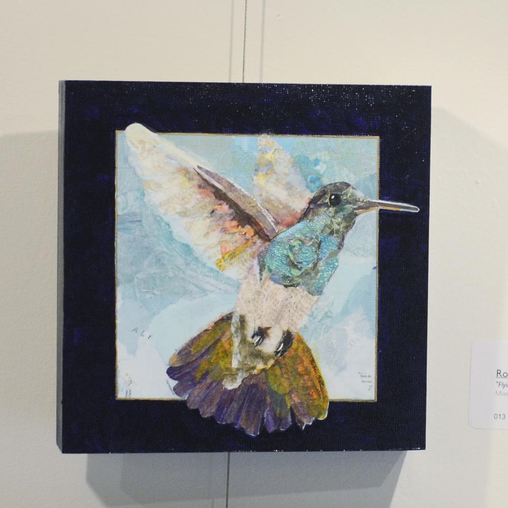 Flying Dart by Robin Coats