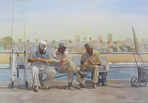 Tying Knots, Balboa by Scott Moore
