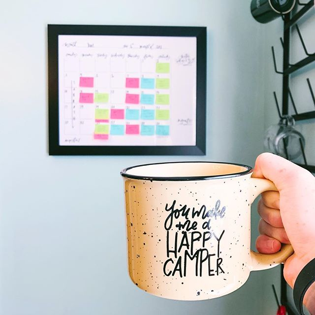 """Cheers to planning out my last month pre-motherhood. I have never understood the feeling of """"ready, but not ready"""" more than I do now. #anniemoonallison"""