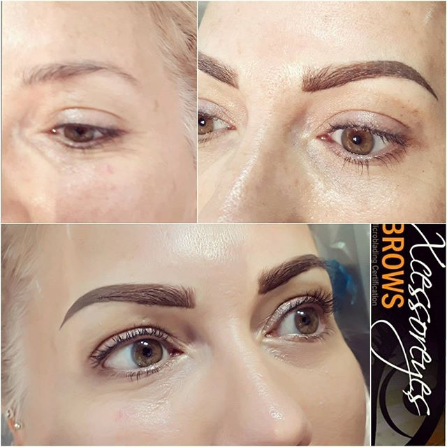 Do you have a more active lifestyle or looking for a longer lasting and/or more dramatic brow?. The Ombre brow is a excellent option.The above will still fade up to 50% but the final result will be a longer lasting lasting brow.  250-734-2934 www.xcessoreyes.com  #xcessoreyes #xposesalon #yyjbeauty #yyjmicroblading #yyj #yyjbrows #nanaimo #microbladed  #cowichanbc #vanisle #nanaimohair  #duncanbc #courtenaybc #comoxbeauty #parksvillebc #langfordbeauty #langfordbc #oakbayhair #oakbaylashes #oakbaybeauty #qualicumbc #shawniganlakebc #vibeauty #victoriabeauty #victoriabc #3Dbrows #microbladed #eyebrows  #microshadedbrows #browsonpoint