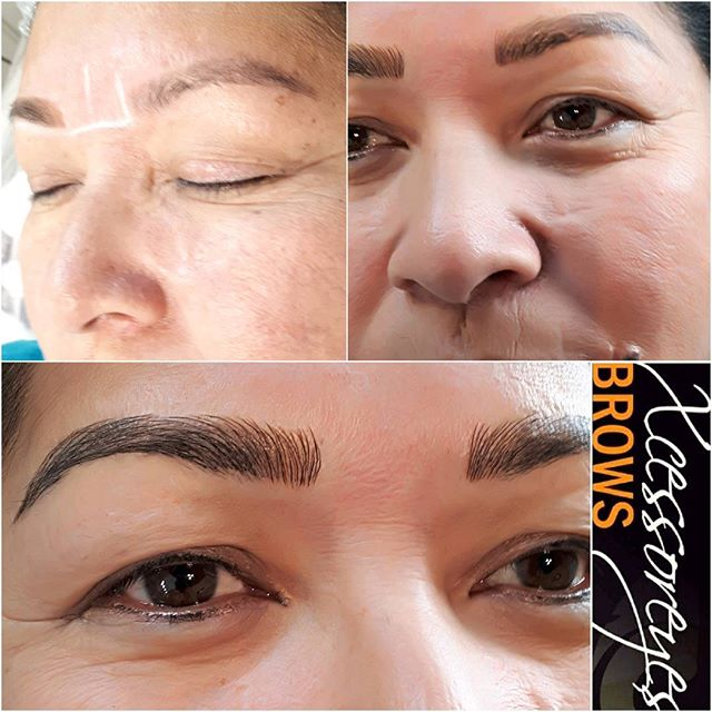 Much needed Touch up was due ( previous techs work) for this lovely lady! 😚 permanentmakeup #nanaimobeauty #microbladed #nanaimobrows #yeg #microblading #yyjbeauty #yyjhair #nanaimo #langfordbeauty #langfordbc #courtenaybc #campbellriverbc #portalberni #vibeauty #nanaimohair #yyjmicroblading #yyjbeauty #nanaimobc #yyj #victoriabeauty #victoriabc #nanaimomicroblading