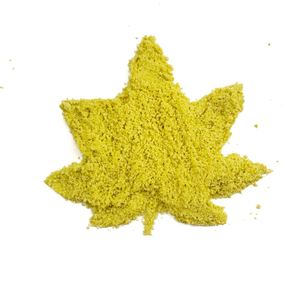 Water soluble THC powder