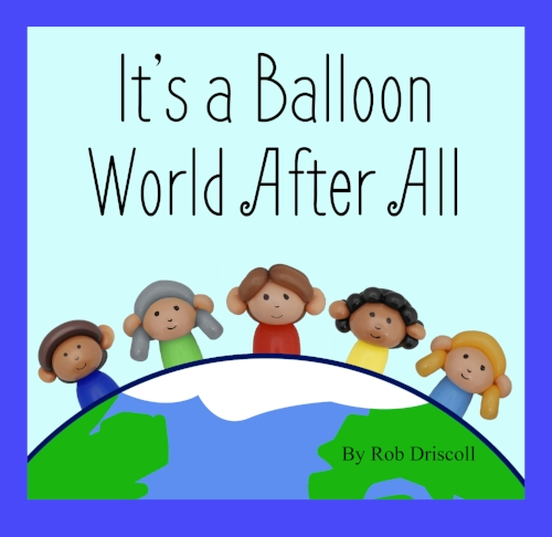 33eeb79bf25c It s a Balloon world after all — The Bowtie Balloon Guy