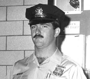 Abu Jamal's Victim: Officer Daniel Faulkner,  Photo: Philadelphia Police Dept.