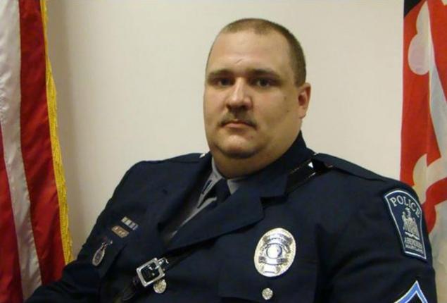 Officer Jason Easton;  Photo: Aberdeen Police Department