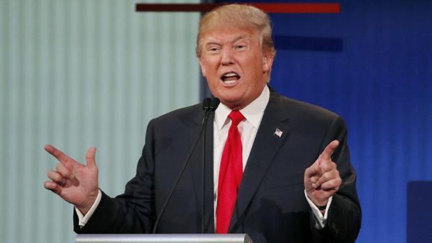 Donald Trump; Photo: cbsnews.com/REUTERS