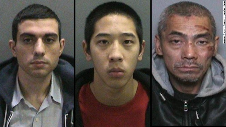 Nayeri; Tieu; and Duong;  Photo: www.cnn.com