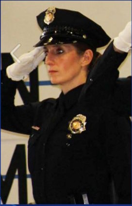 Officer Rachel Eid; Photo: Facebook/denver.cbslocal.com