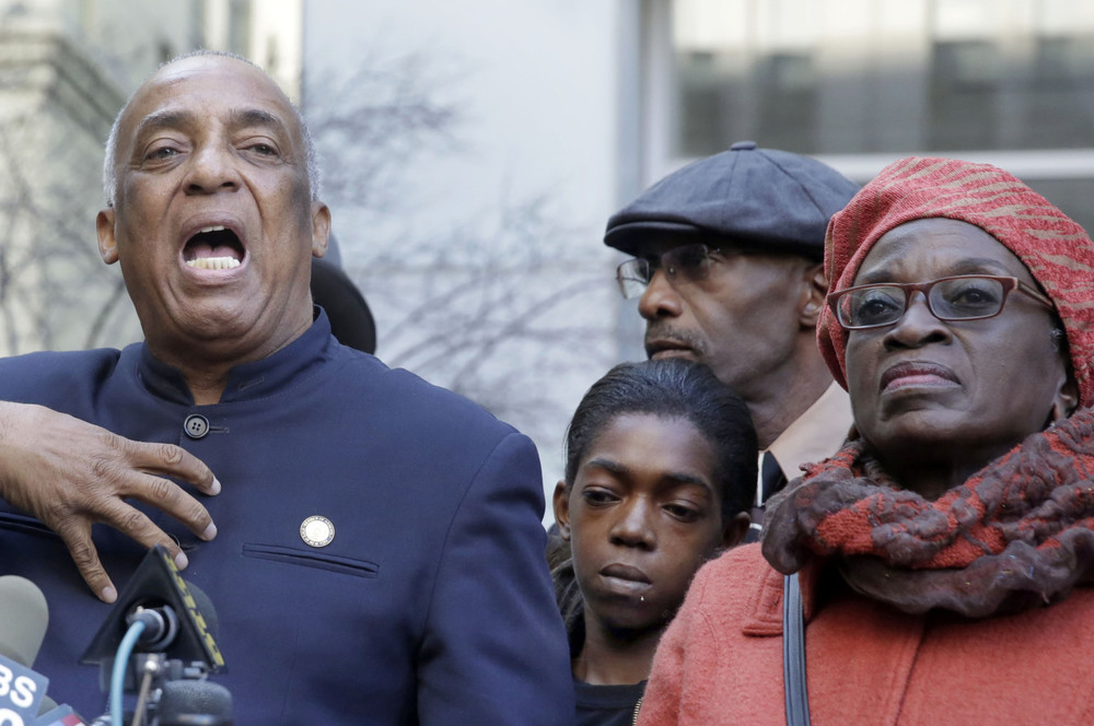 Assemblyman Charles Barron; Photo: AP via nypost.com