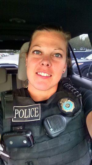 Officer Kerrie Orozco; Photo: omaha.com