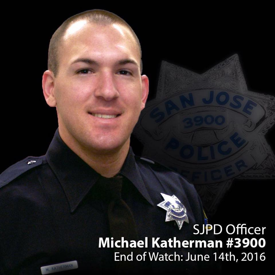 Officer Michael Katherman - SJPD