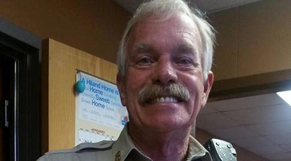 Deputy Bill Cooper; Photo: Sebastian County Sheriff's Office