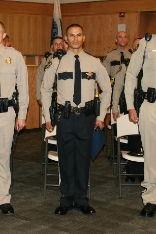 Officer Jose Chavez;  Photo: Doña Ana County Sheriff's Department