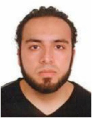 Ahmad Rahami; Photo: via fbi.gov