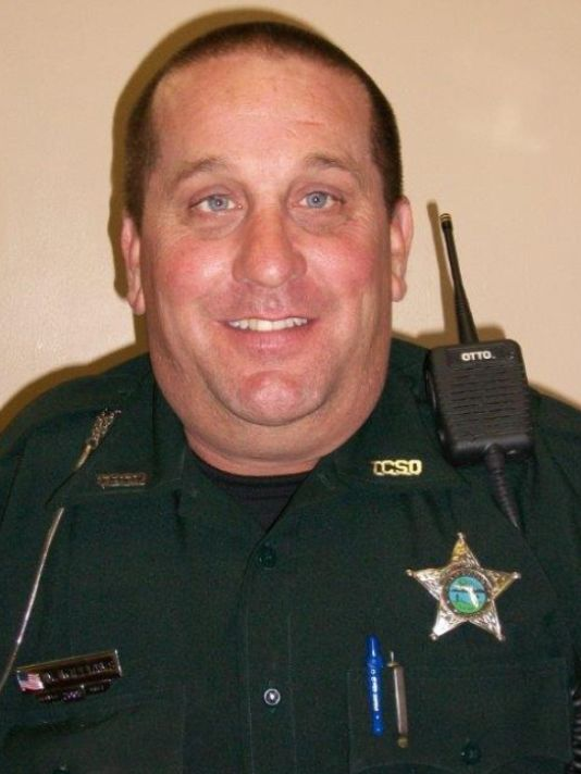 Deputy Scott Williams; Photo; TCSO Office