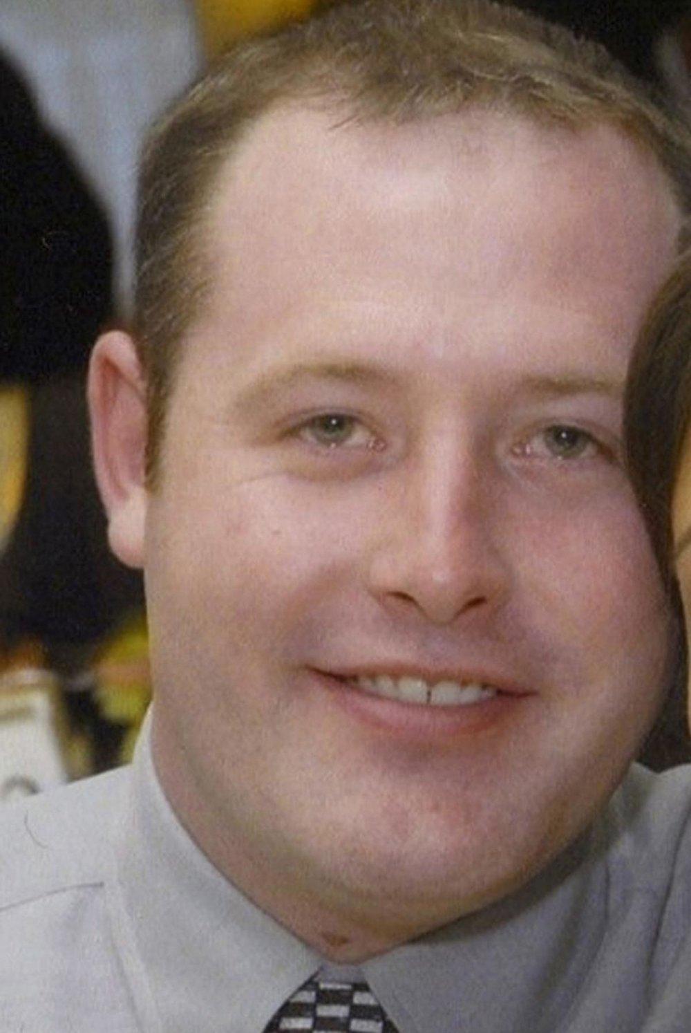 Sgt.Paul Tuozzolo; Photo: Facebook