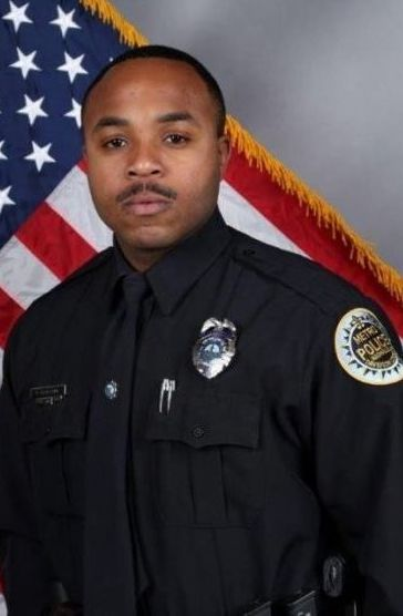 Officer Terrance McBride; Photo: Metro Nashville PD