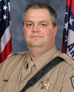 Corporal Brad Robinson; Photo: via arkansasonline.com