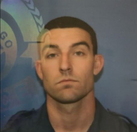 Officer Michael Louviere;  Photo: Westwego Police Department