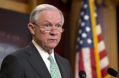 Attorney General Jeff Sessions; Photo: Alex Brandon