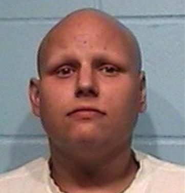 Logan Reese;  Photo: St. Croix County Jail