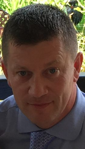 Officer Keith Palmer; Photo: Metropolitan Police