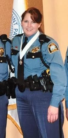 Officer Mary Alberg; Photo: via twincities.com