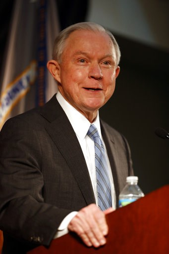 Attorney General Jeff Sessions; Photo: Jeff Roberson