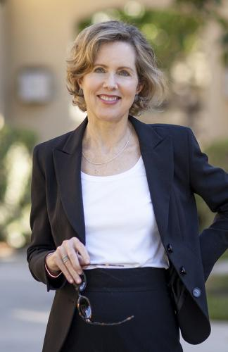 Heather Mac Donald;  Photo: via the Manhattan Institute