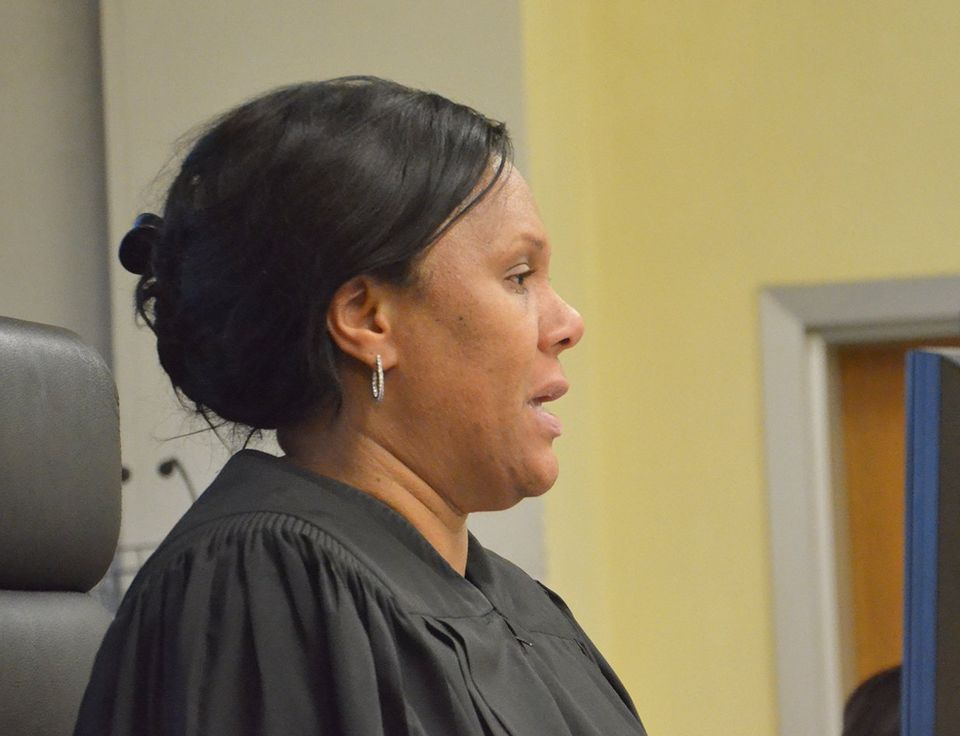 Judge Martha Royster;  Photo: Michaelangelo Conte