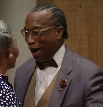 Commissioner John Wiley Price;  Photo: via fox4news.com