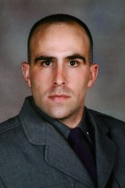 Trooper Joel Davis;  Photo: New York State Police