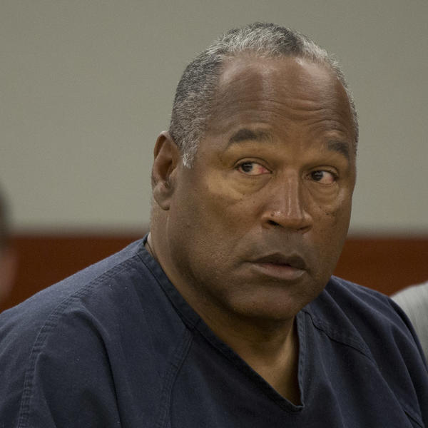 O.J. Simpson;  Photo: Julie Jacobson via latimes.com