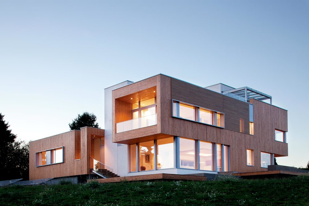 Passive House and LEED Platinum certified by Holst Architecture and Hammer & Hand.